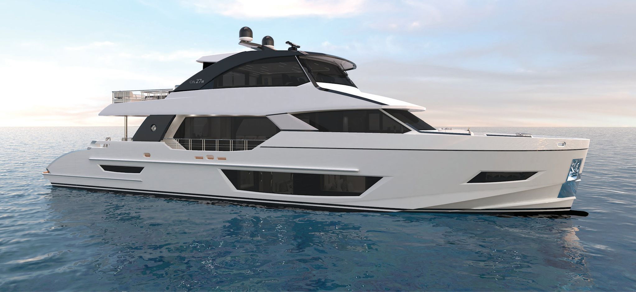 2021 Ocean Alexander 27 Explorer