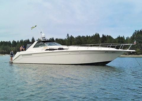 1991 Sea Ray Sundancer