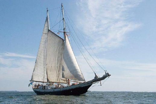 1963 Laan & Kooy Twin Masted Topsail Schooner