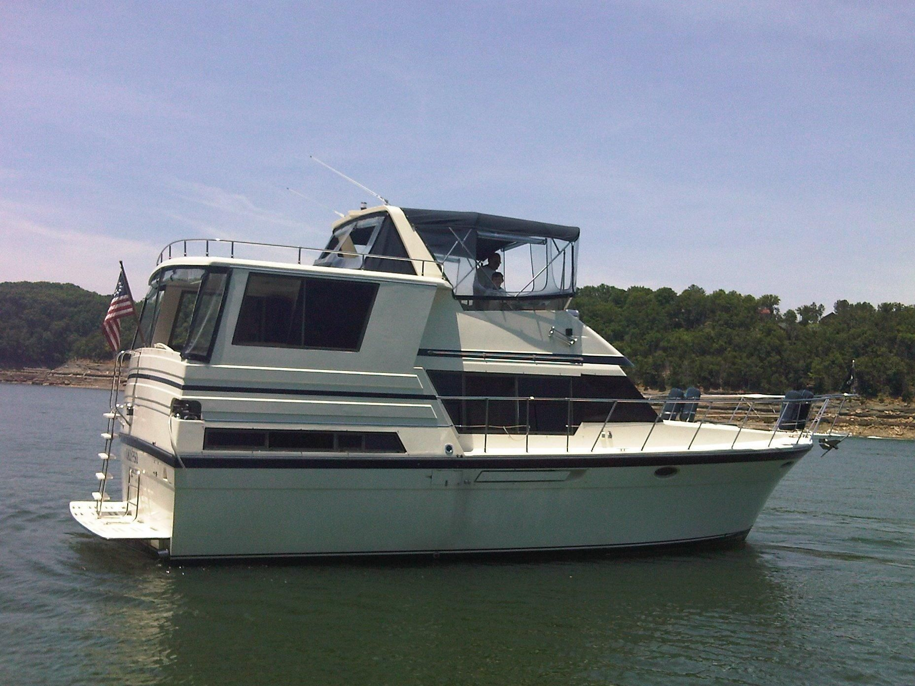 1989 hyatt 40 sundeck power new and used boats for sale for T t motors somerset kentucky