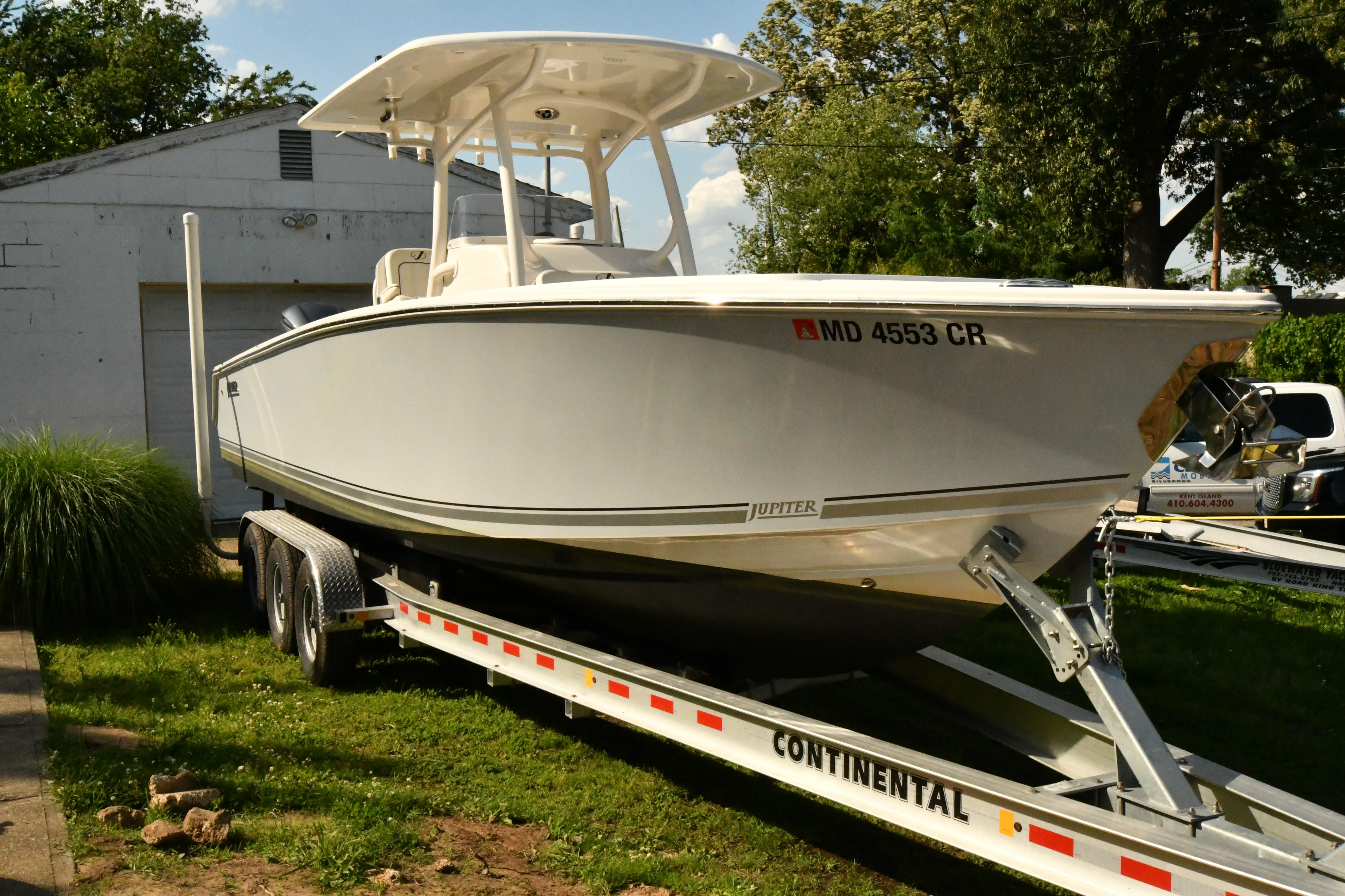 2014 Jupiter 30 FS Power Boat For Sale