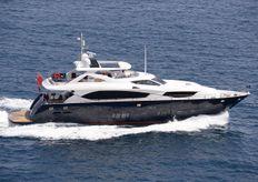 2009 Sunseeker 30 Metre Yacht
