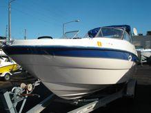 2003 Bayliner 249 SD Deckboat