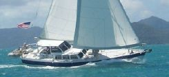 1984 Kanter Atlantic Pilothouse Cutter