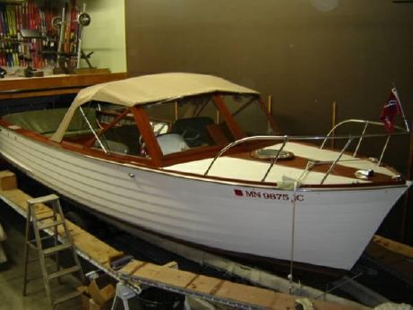 1961 Chris-Craft Sea Skiff