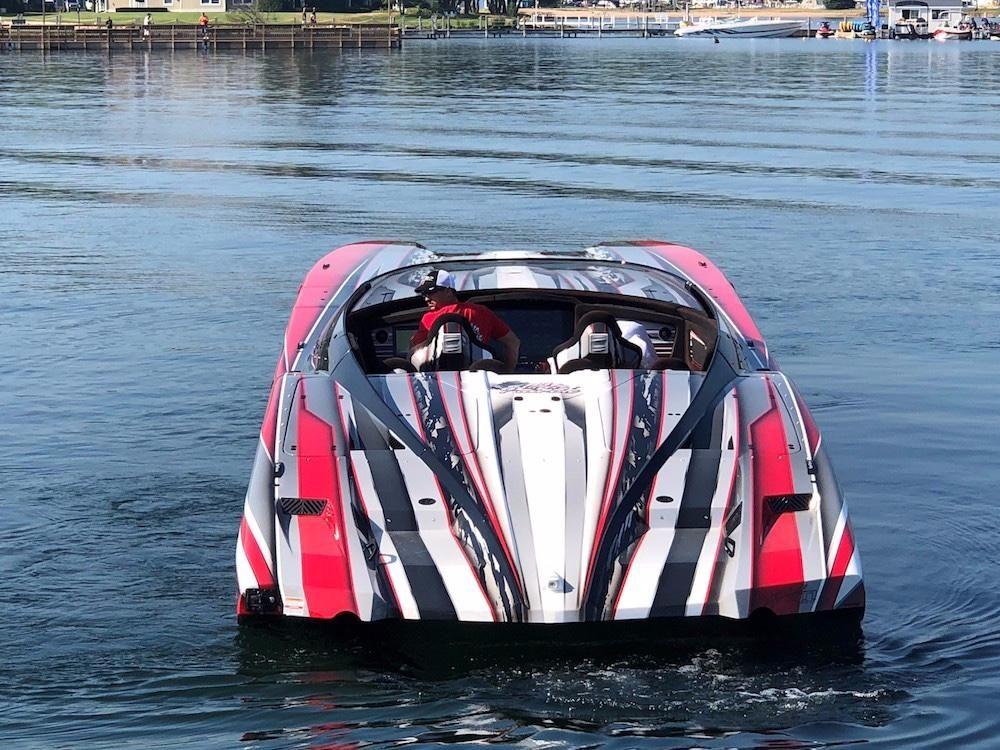 2020 MTI Marine Technology Inc 43 Pleasure Power Boat For ...