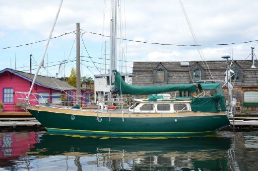 1985 Cooper Yachts 37 Custom Pilot House