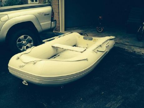 2007 Quicksilver 310 Sport