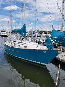 1990 Pacific Seacraft 31