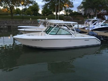 2014 Pursuit 265 Dual Console