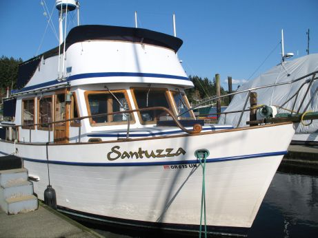 1977 C & L Double Cabin Trawler