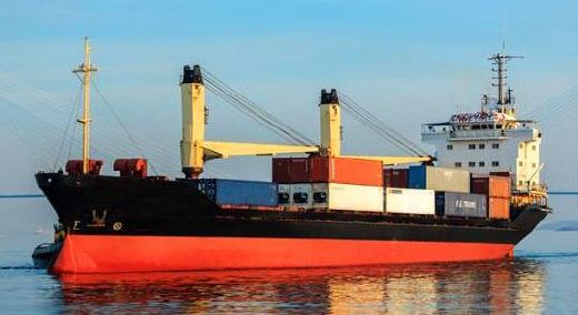 1984 Custom Geared General Cargo Vessel