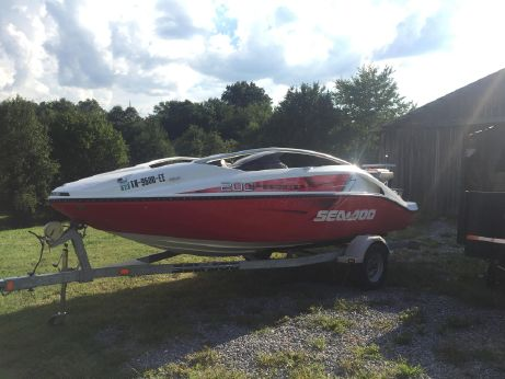 2007 Sea Doo Speedster