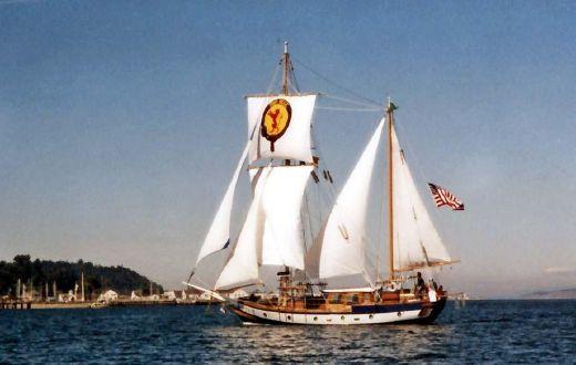1961 American Marine Staysail Ketch