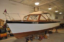 1963 Lyman 25 Inboard Sleeper