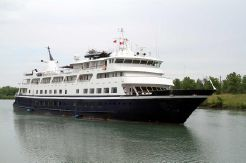 1988 Small Cruise Ship, 130 Passengers - Stock No. S2285 -American Built & Registered JUST COMPLETELY REFURBISHED