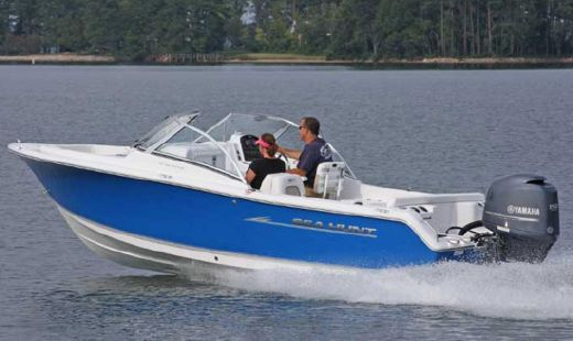 2015 Sea Hunt Escape 211 LE