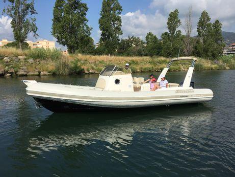 2012 Jokerboat clubman 28 se