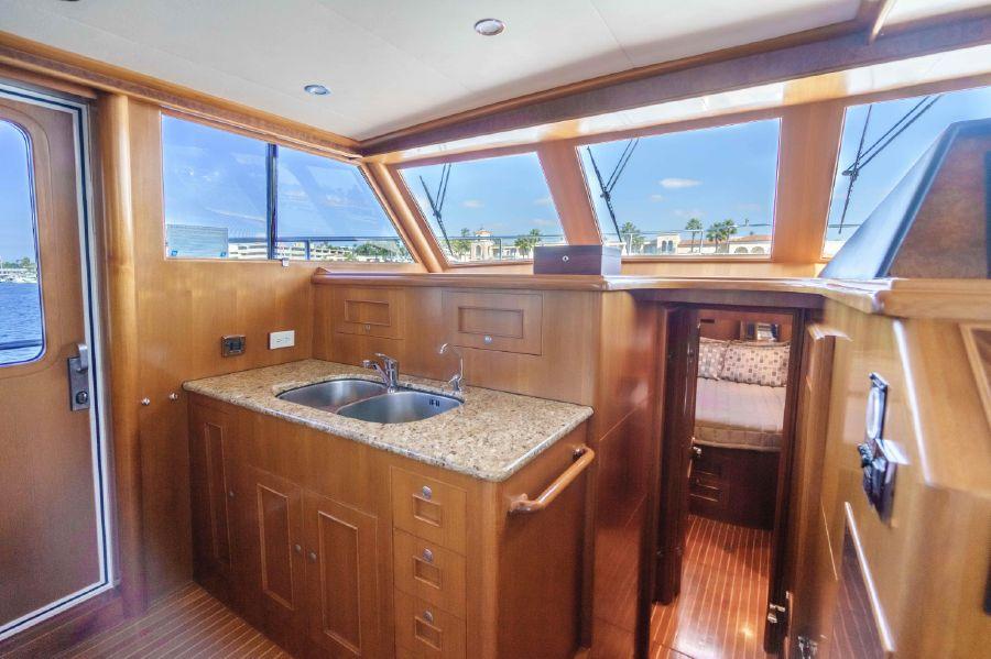 Ocean Alexander 48 Classicco Wetbar