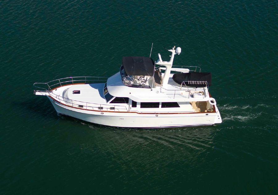 Ocean Alexander 48 Classicco Yacht for sale in Newport