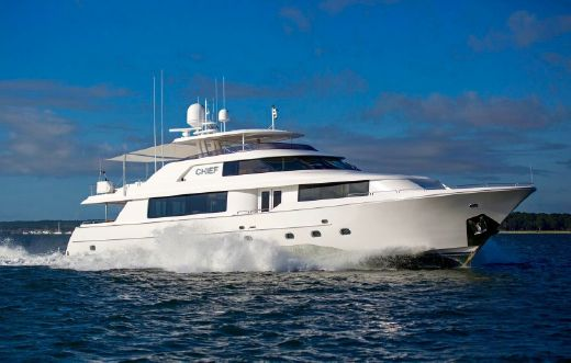 2006 Westport Raised Pilothouse Motoryacht