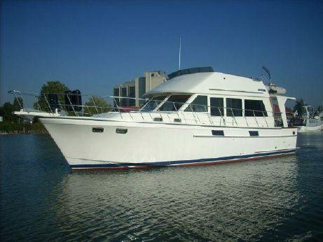 1987 Hershine Sedan Trawler