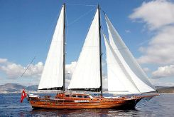 2008 Gulet Wooden Luxury 34 meters