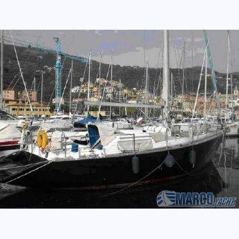 1985 Ferretti Yachts Altura 41/43