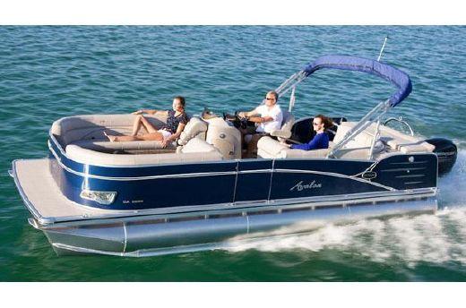 2013 Avalon Catalina Cruise - 24'