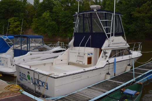 1989 Tiara 33 Flybridge Sport Fisherman
