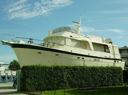 1978 Hatteras 58 Long Range Cruiser
