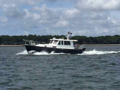 1996 Legacy Yachts 34 Sedan