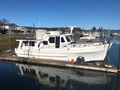 1978 Trawler Pilot House Puget Trawler