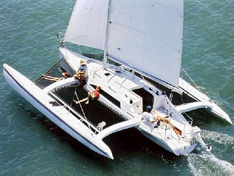 2003 Corsair 31-1D