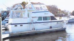 1986 Hatteras 43 Aft Cabin Motor Yacht
