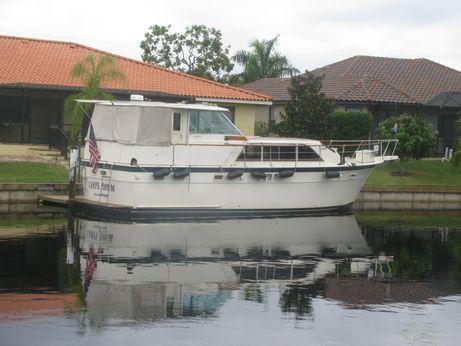 1973 Hatteras Motor Yacht