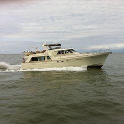 1985 Tollycraft 61 Pilothouse Motor Yacht