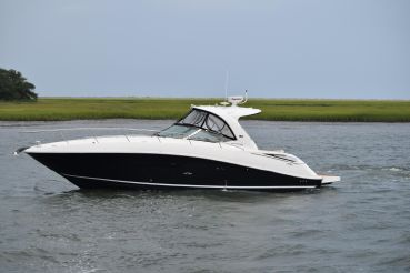 2014 Sea Ray 370 Sundancer AXIUS