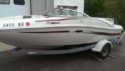 2006 Sea Ray 185 Sport