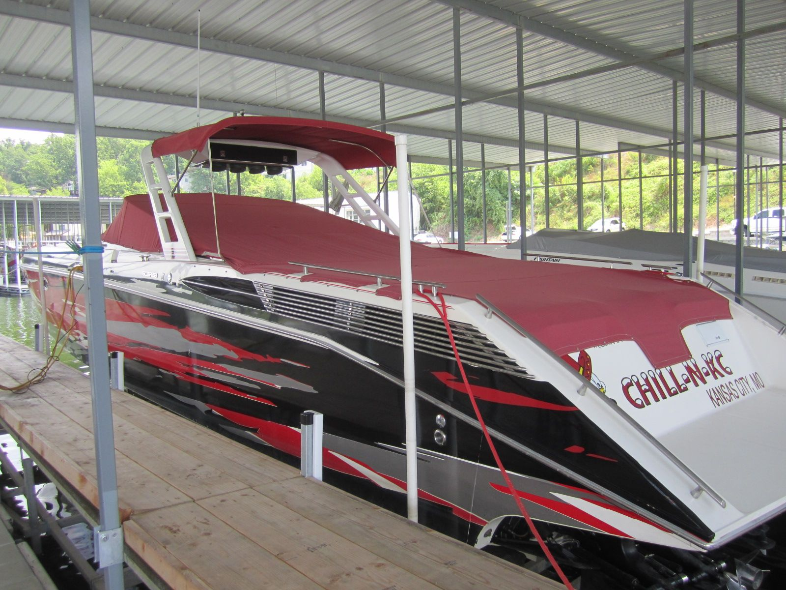 Camdenton (MO) United States  City new picture : 1991 Wellcraft Scarab 50 Meteor Power Boat For Sale www.yachtworld ...