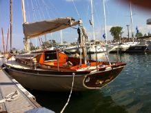 1948 Fisher Boat Works S & S Pilot Sloop