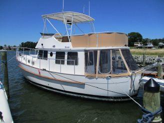 1983 Willard Marine Trawler