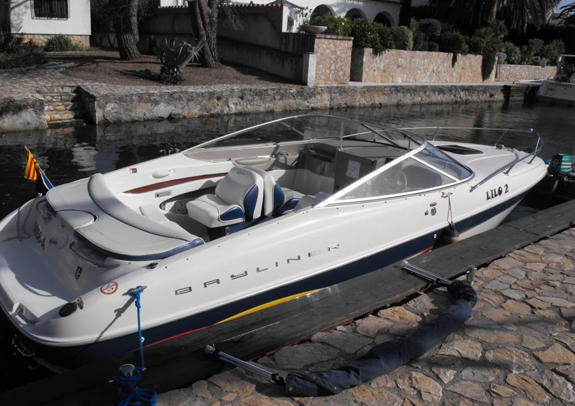 Bayliner Capri Cover Wiring Diagrams 2000 Diagram 232 Bf Power Boat For Sale Www Yachtworld Com