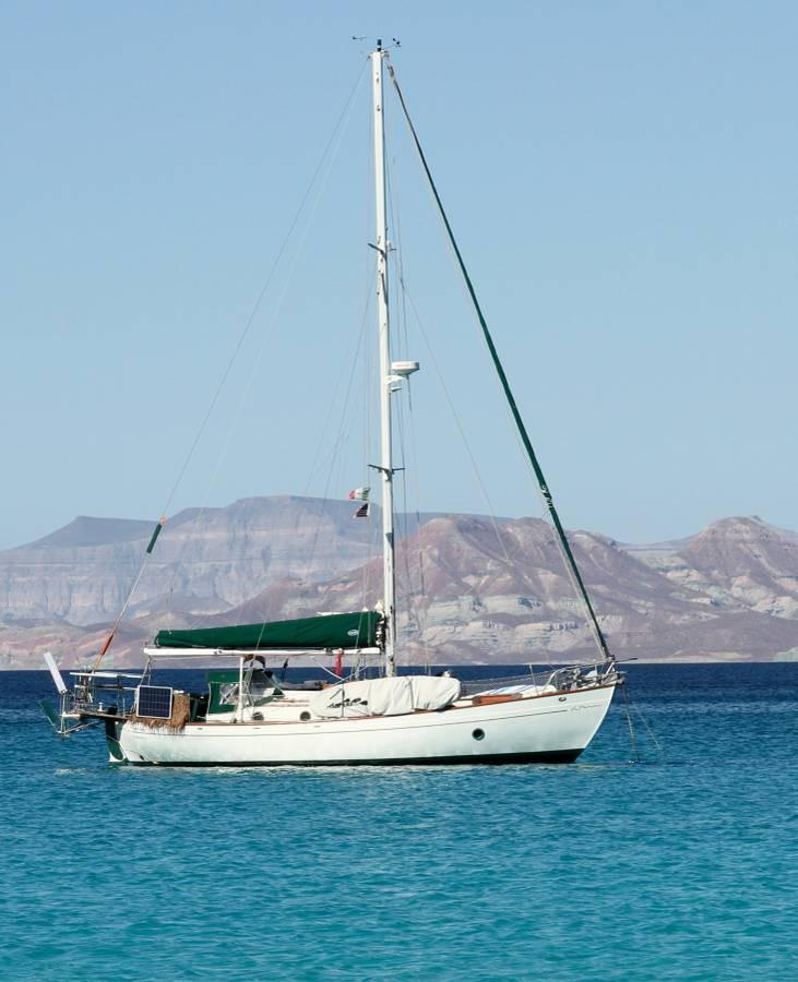 37' Rafiki Cutter+Boat for sale!
