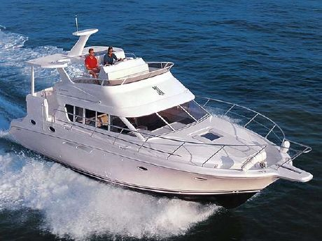 1997 Silverton 442 Cockpit Motor Yacht
