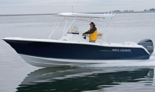 2013 Sea Hunt Edge 24