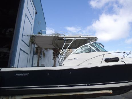 2009 Pursuit OS 285 Offshore