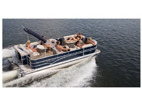 2015 Sylvan Mirage Cruise 8520 Cruise