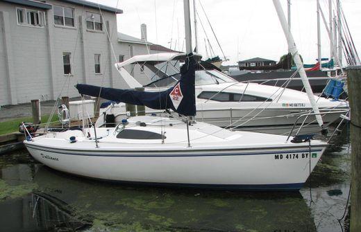 2006 Catalina Capri 22