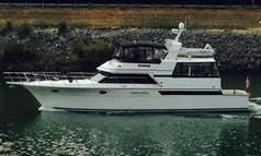 1990 Californian 55 Cockpit Motor Yacht